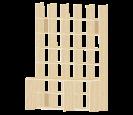 壁面収納 デスク(デスクカウンター)