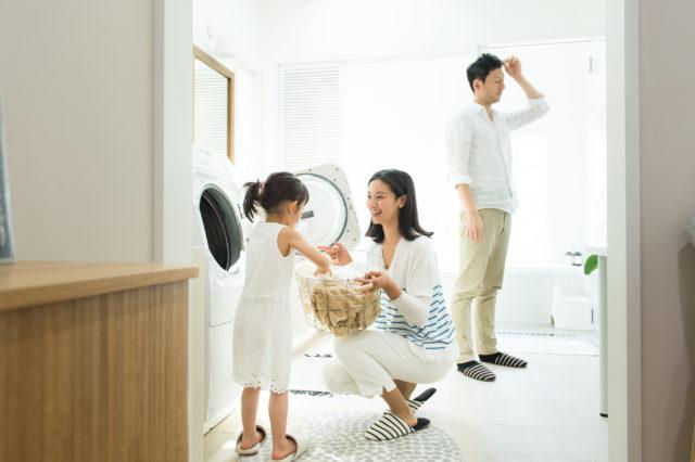 洗面所は子供にも高齢者にも安全であってほしい