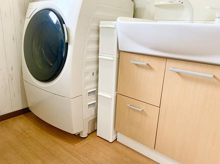 洗面所の各スペースごとに活用できる収納アイデア