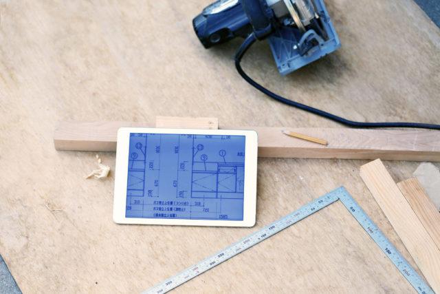 廊下用の壁面収納本棚を自作DIYする準備と手順を解説!